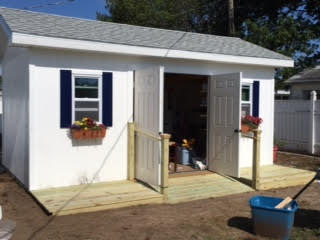 Garage conversion construction and remodeling in Englewood, Florida